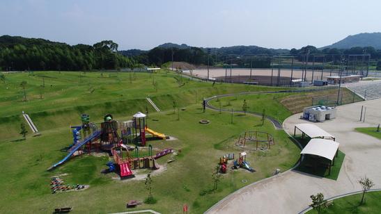多目的運動公園|福岡県筑前町